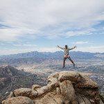 Hiking Lone Peak Trip Report