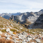 Hiking Heather-Maple Pass Loop Trip Report