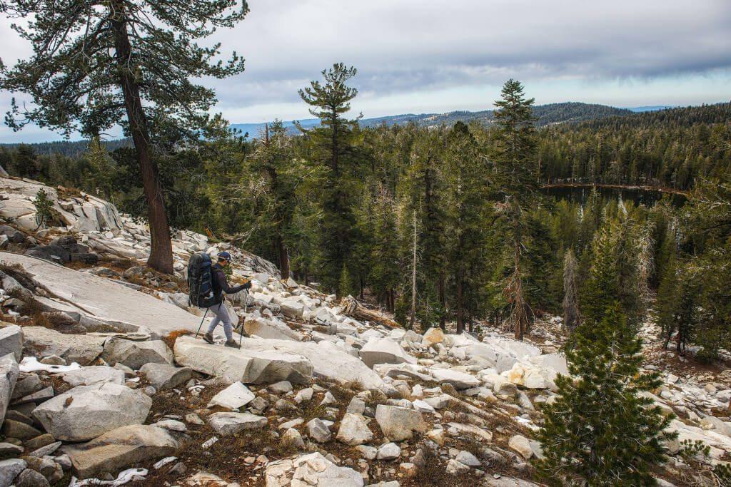 Camping Buena Vista Lake Yosemite