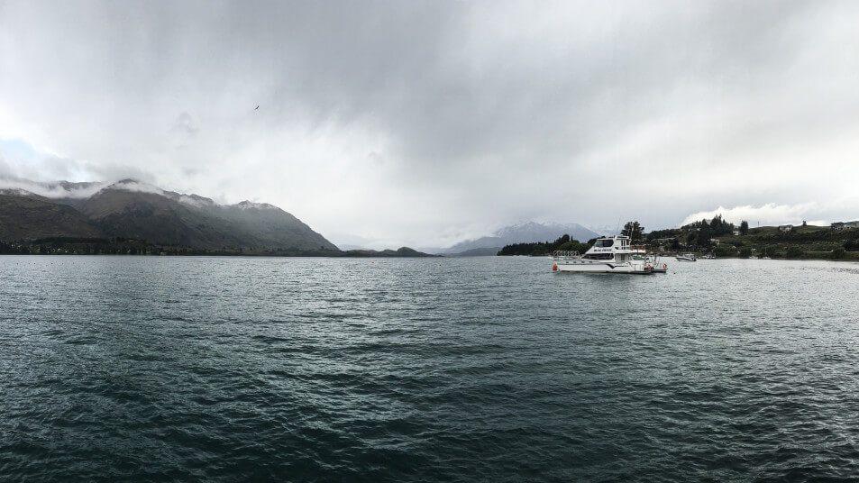 Wanaka New Zealand Lake Front