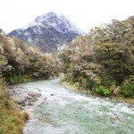 Hiking the Routeburn Track New Zealand