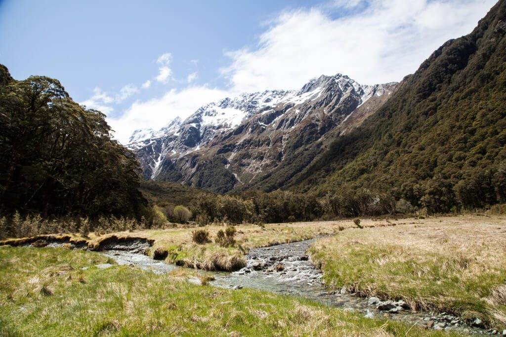Backpacking the Routeburn Track, New Zealand