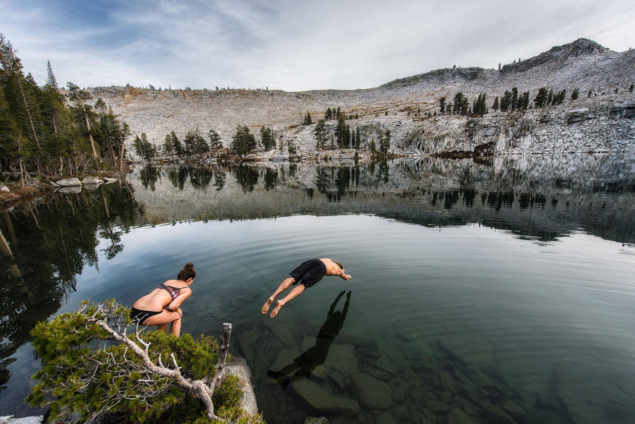 Backpacking Buena Vista Lake, Yosemite National Park ...