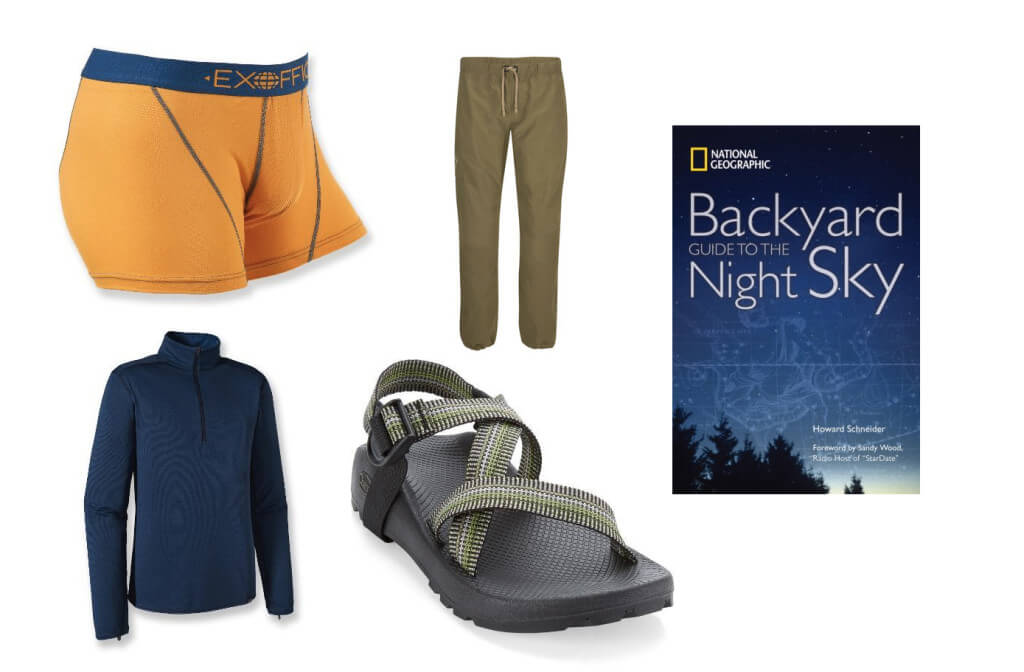 Holiday gifts for the outdoor guide