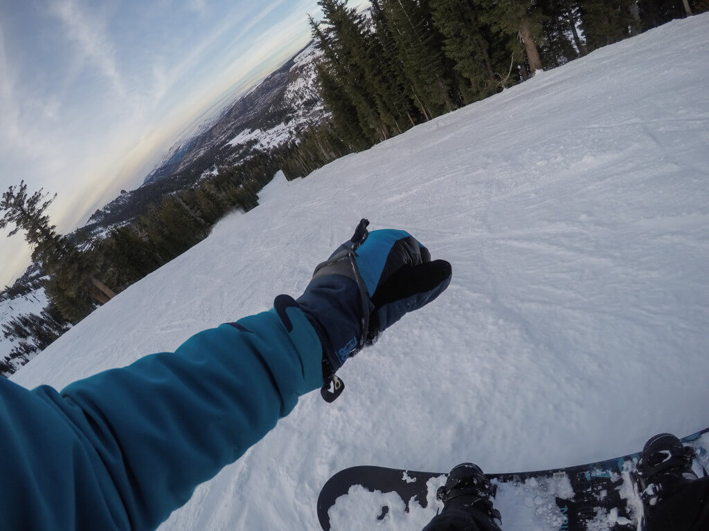 Outdoor Research Stormbound Mitts Review