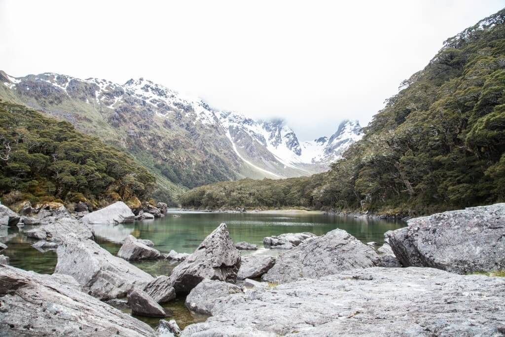 Routeburn Track Day Two