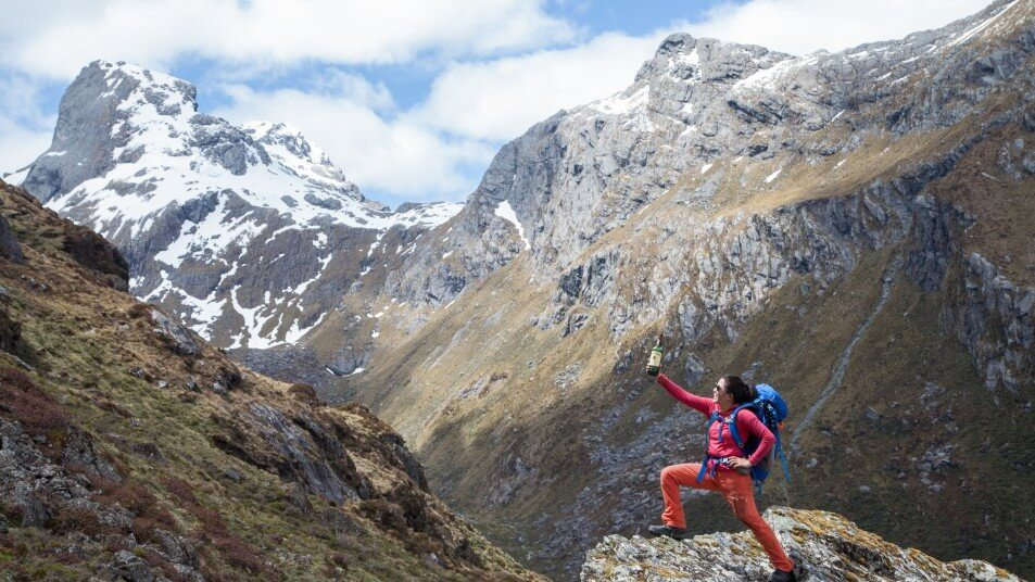 Backpacking the Routeburn Track