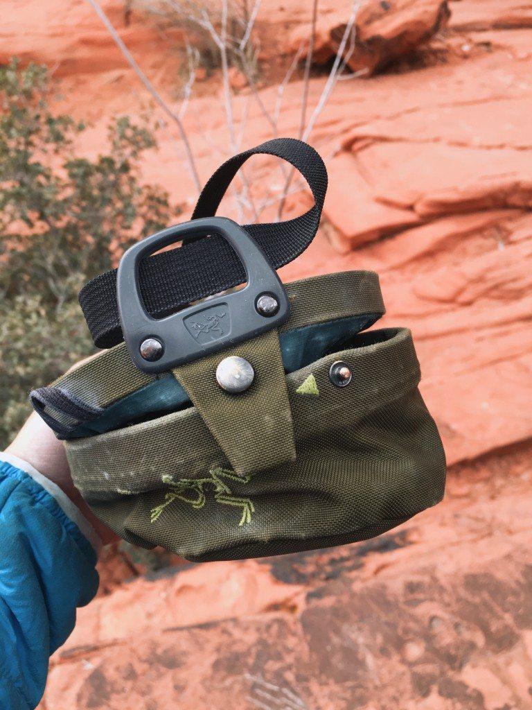 Arc'teryx Aperture Chalk Bag Review