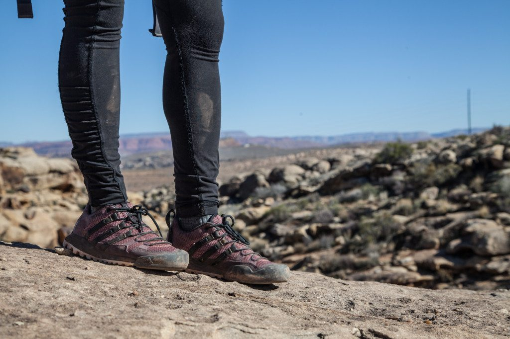 Adidas Terrex Solo Approach Shoes Review