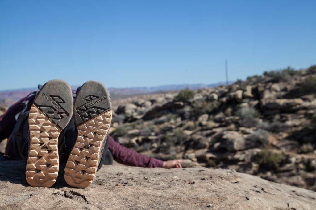 Adidas Outdoor Terrex Solo Approach Shoes Review