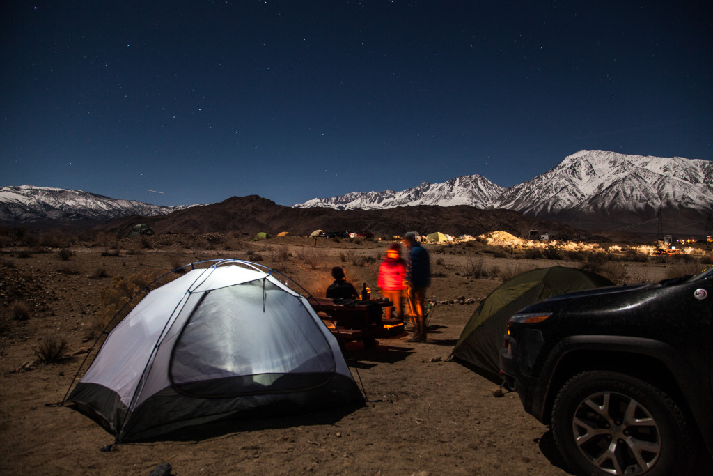 Mountain Hardwear Optic Vue 2.5 Tent Review
