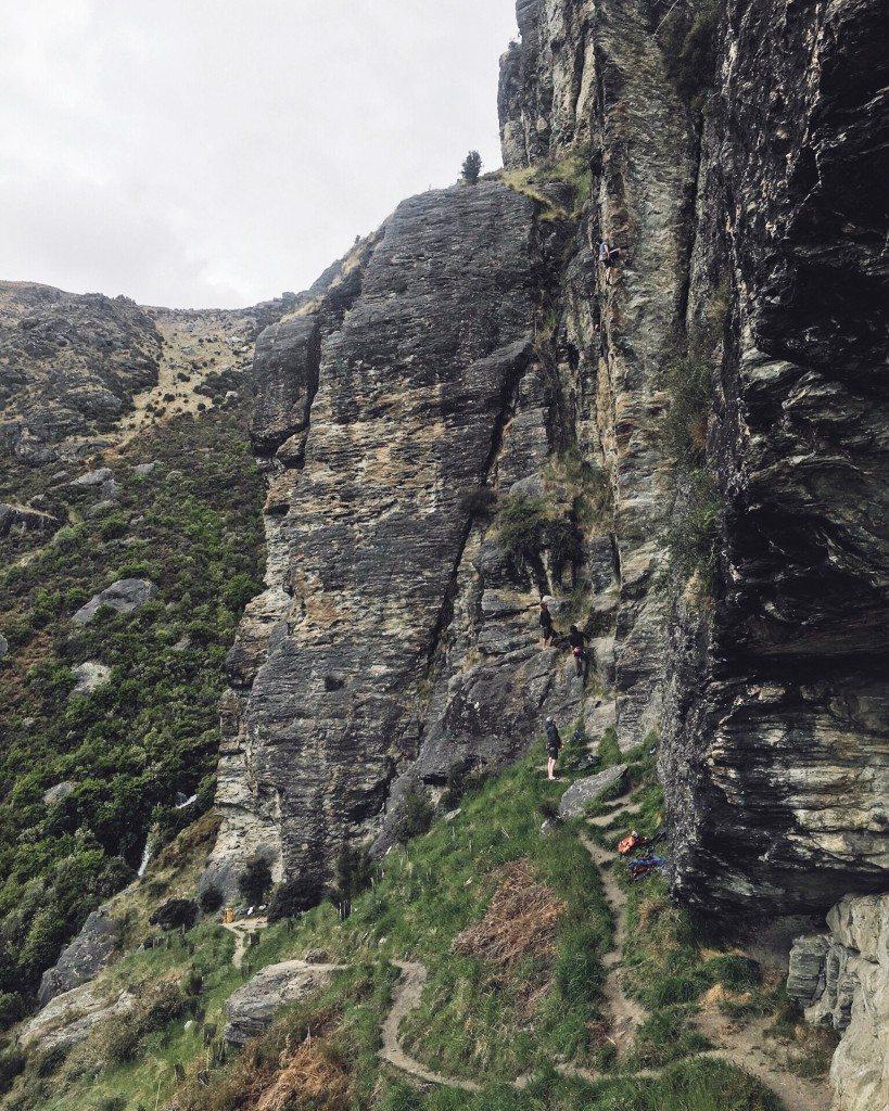 Climbing New Zealand Climbing Partners New Zealand Wye Creek
