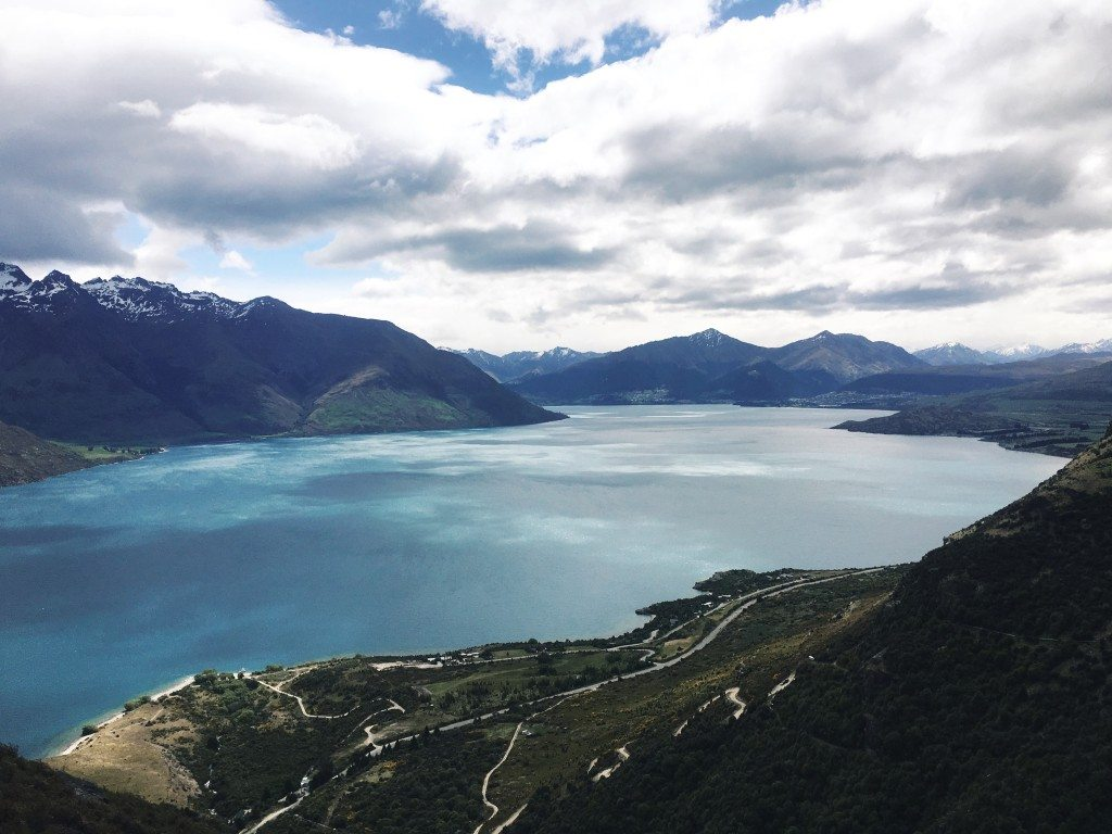Climbing New Zealand Wye Creek Queenstown