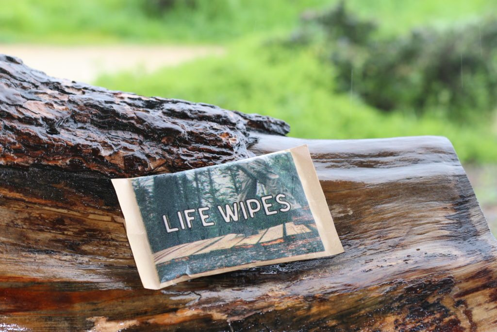 Life Wipes Kickstarter