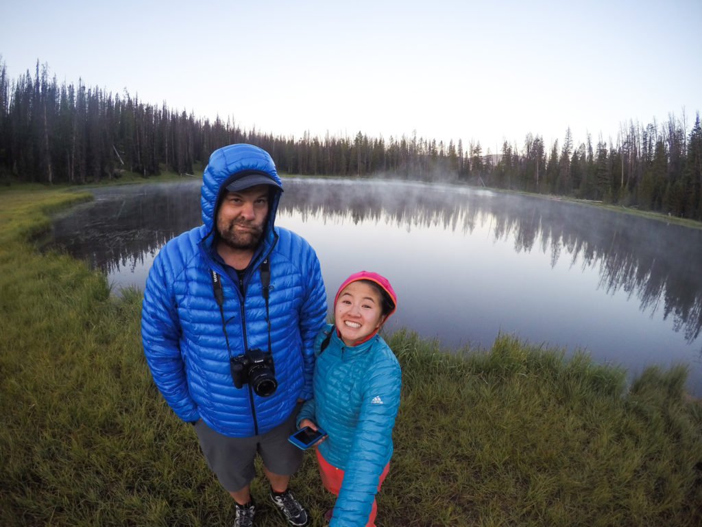 Backpacking the Uintas, Wilder Lake to Highline Trailhead