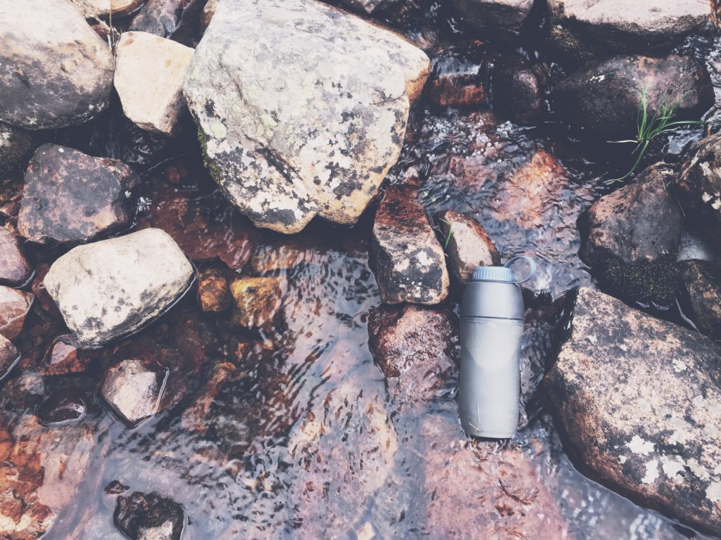 Platypus Meta Bottle and Filter Review