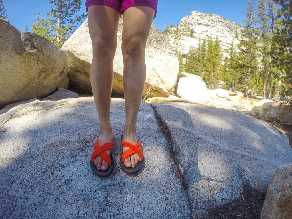 Sanuk X-hale Yoga Mat Sandal Review