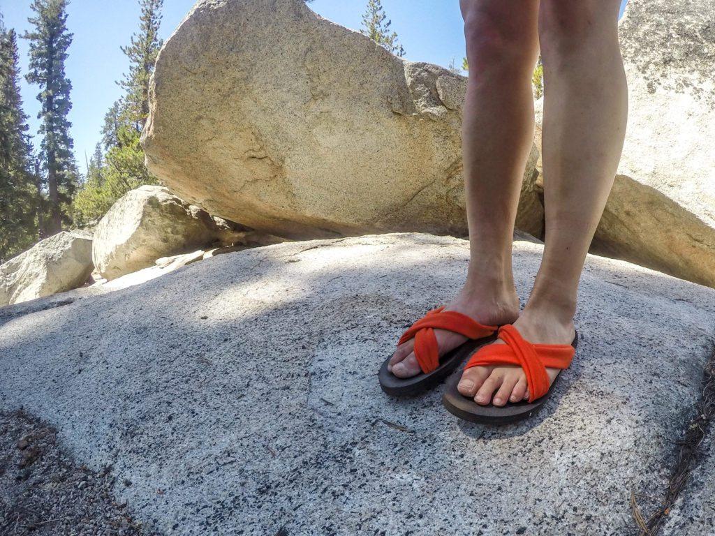 Sanuk X-hale Yoga Mat Sandal Review