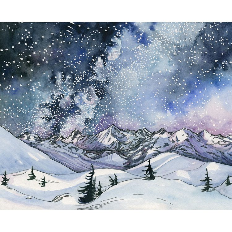 Drawn to High Places Holiday Gift Guide