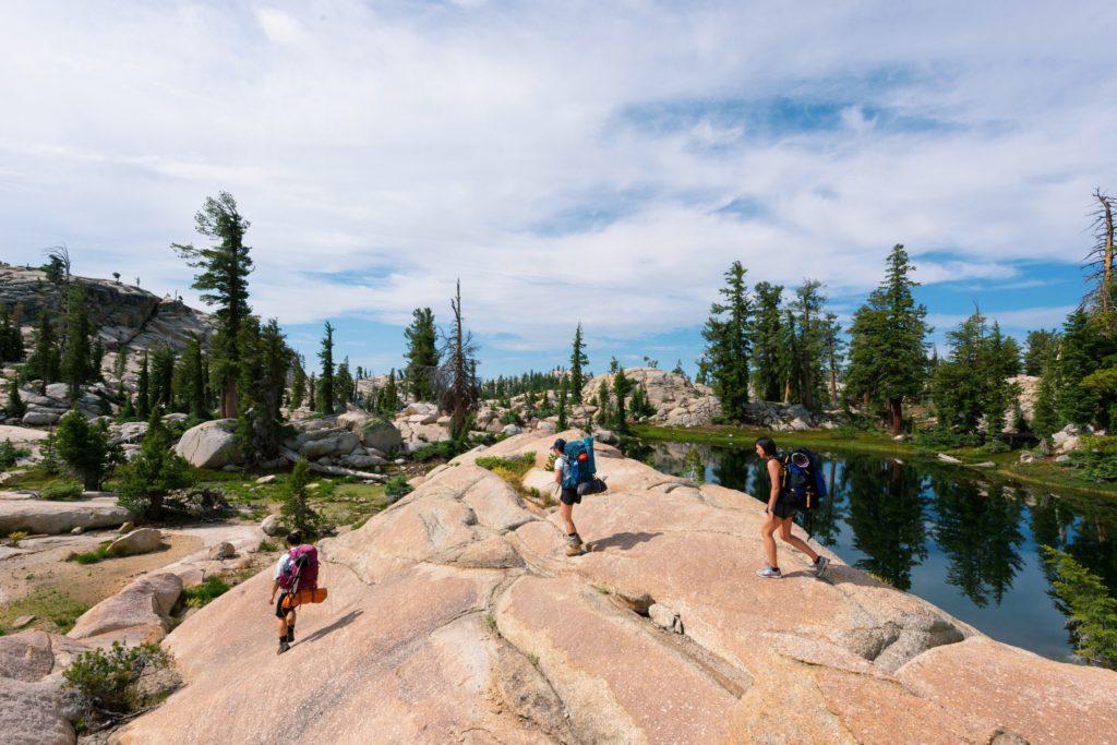Backpacking Granite Lake in Emigrant Wilderness by Blair Lockhart