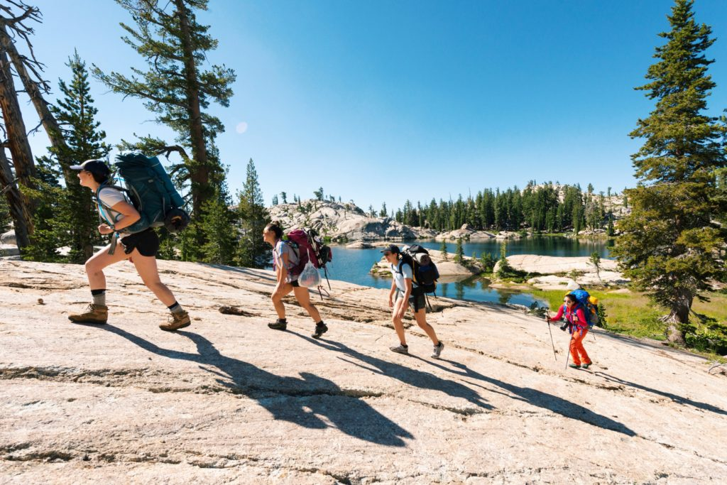 Backpacking Granite Lake in Emigrant Wilderness by Blair Lockhart, the diversity dilemma in outdoor media