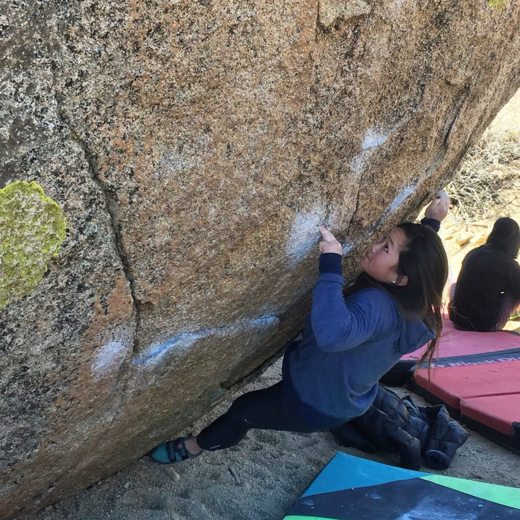 Kimberly Ang on Perfectly Chicken, the Buttermilks, Bishop, CA, the diversity dilemma of outdoor media