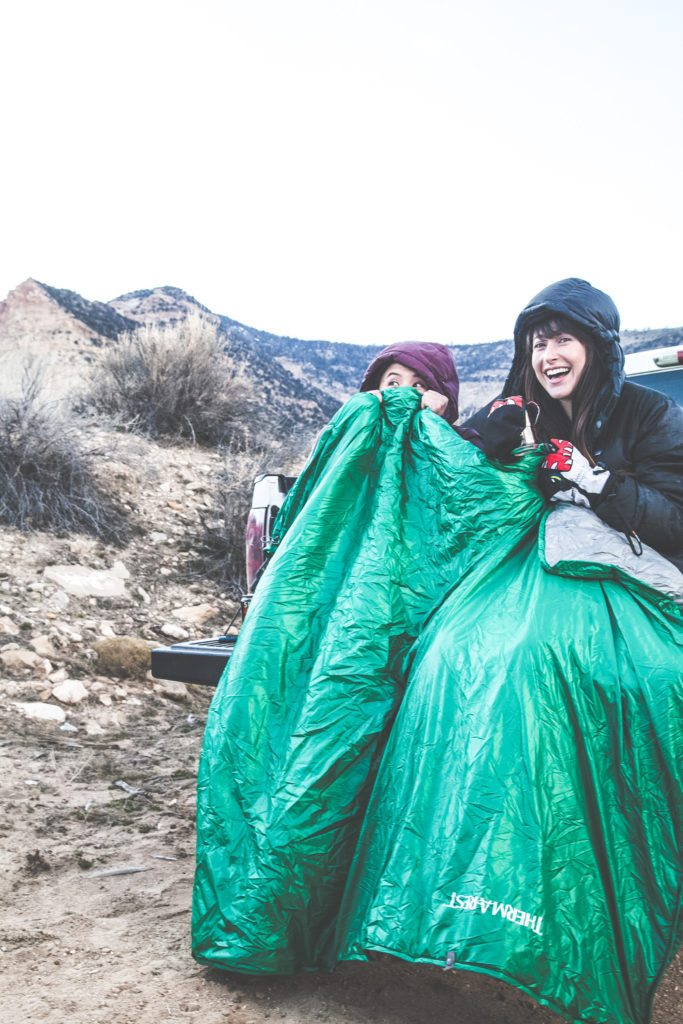 Thermarest Stellar Blanket Review