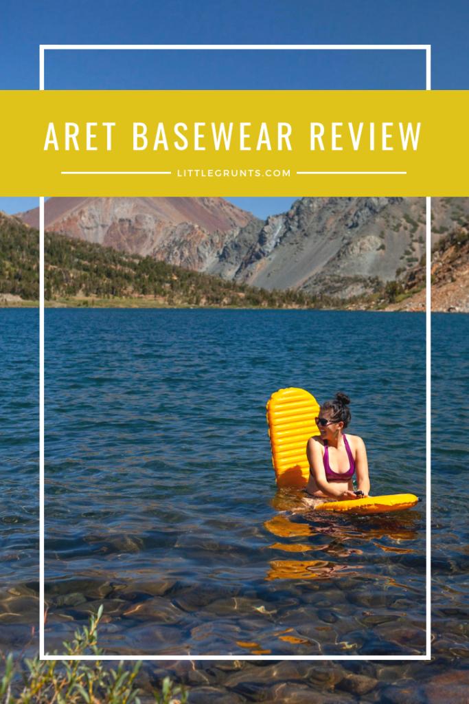 Aret Basewear Bra Review
