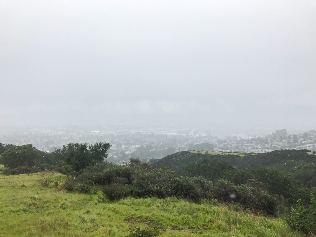 Hiking Sugarloaf Mountain, San Mateo, CA