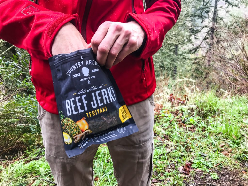 Country Archer Jerky Bar Review