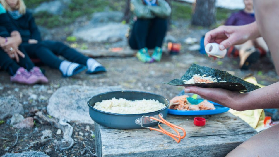Backcountry Backpacking Meals Adventure Dining Guide