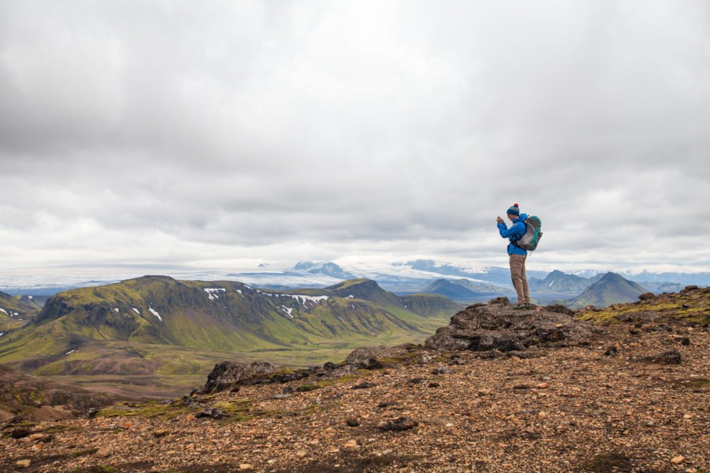 Backpacking the Laugavegur
