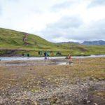Hiking the Laugavegur Trek, Landmannalaugar to Hvanngil