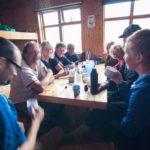 Hiking the Laugavegur Trek, Landmannalaugar to Hvanngil, Hvanngil Hut
