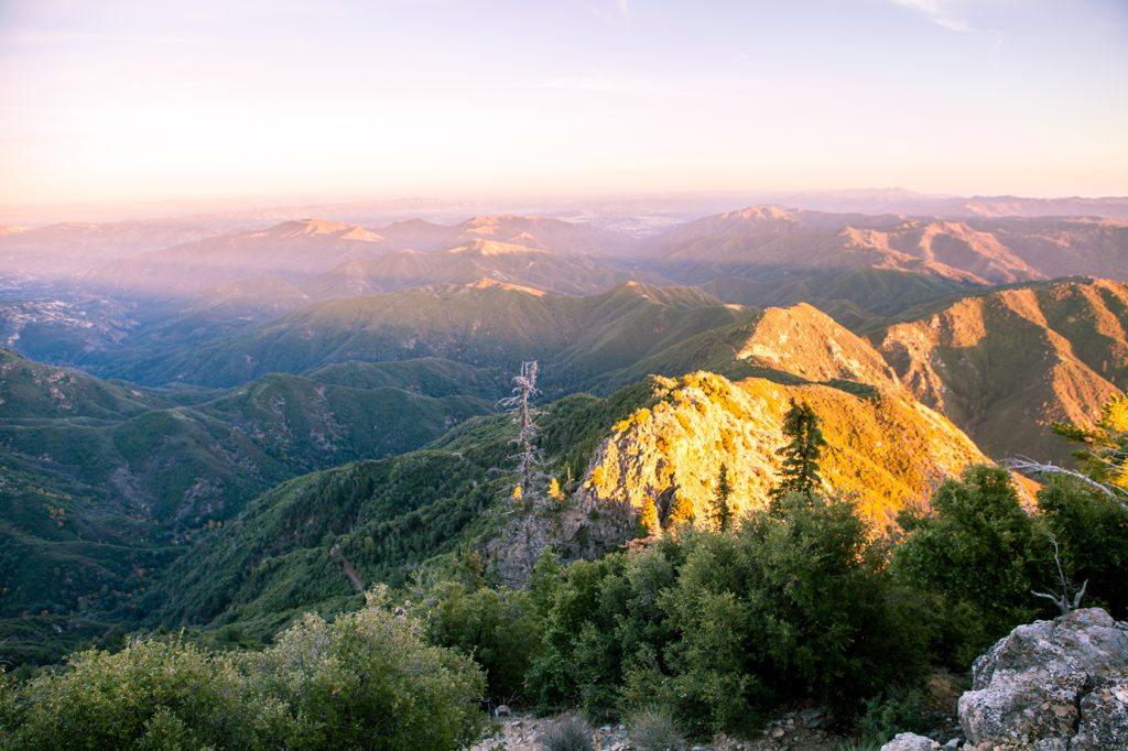 Hiking Cone Peak, Nacamiento-Fergusson Road