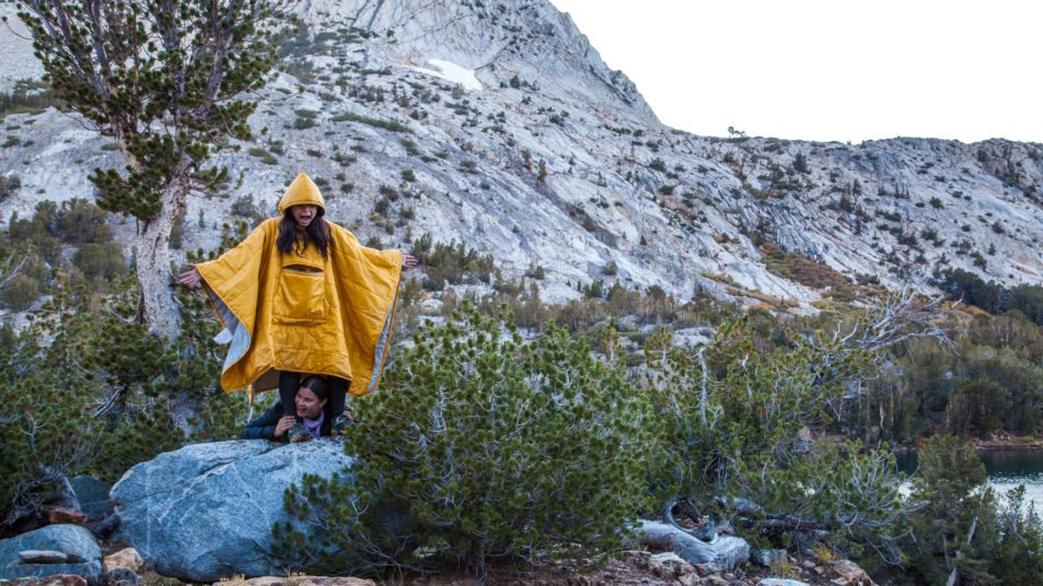 Thermarest Honcho Poncho Review