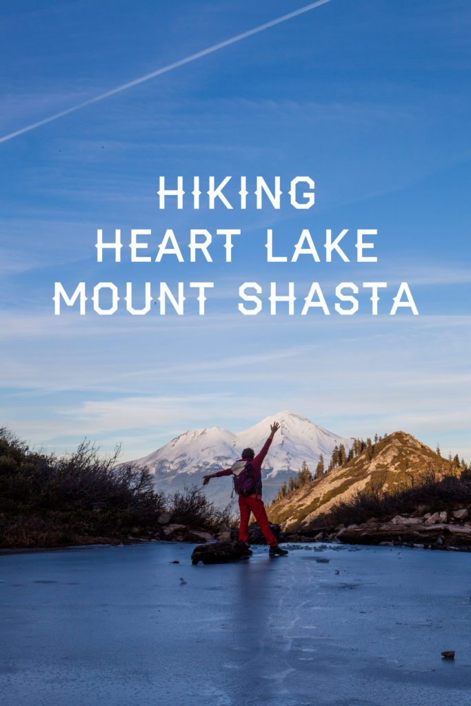 Hiking Heart Lake, Mount Shasta