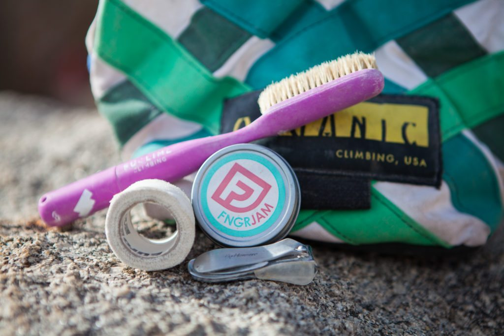 Climbing Bouldering Kit Essentials