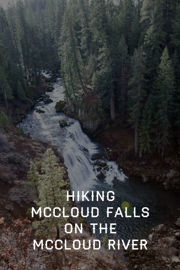 Hiking McCloud Falls on the McCloud River