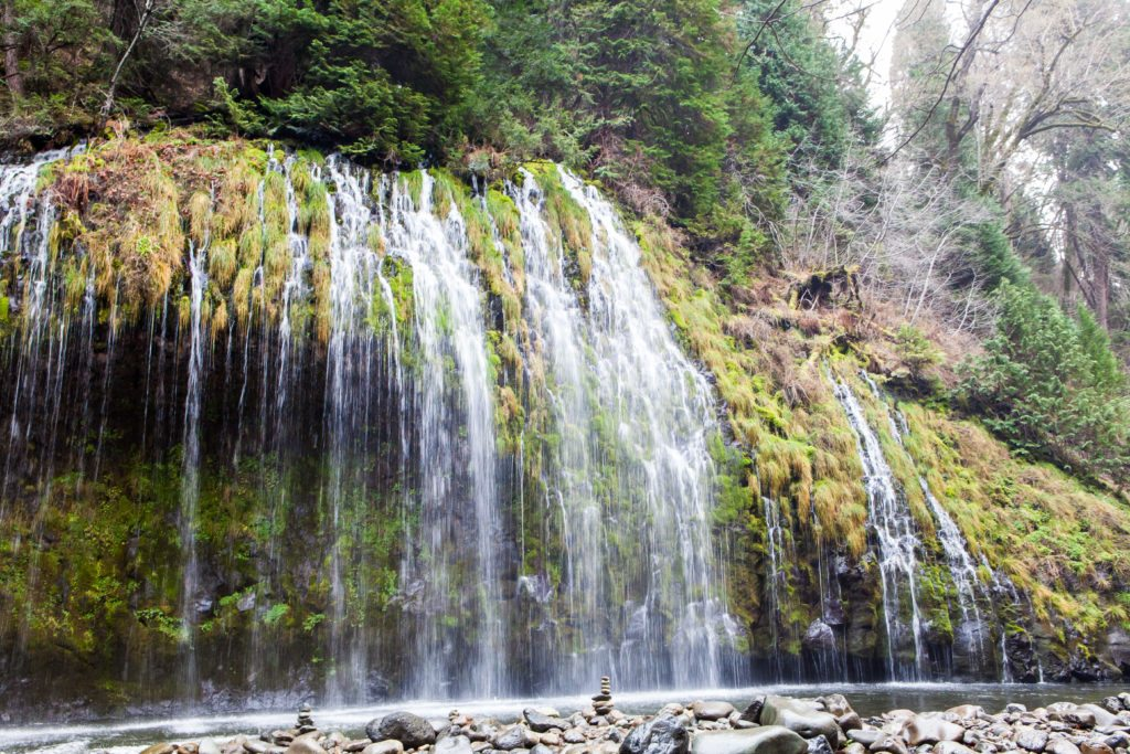 Hiking Mossbrae Falls