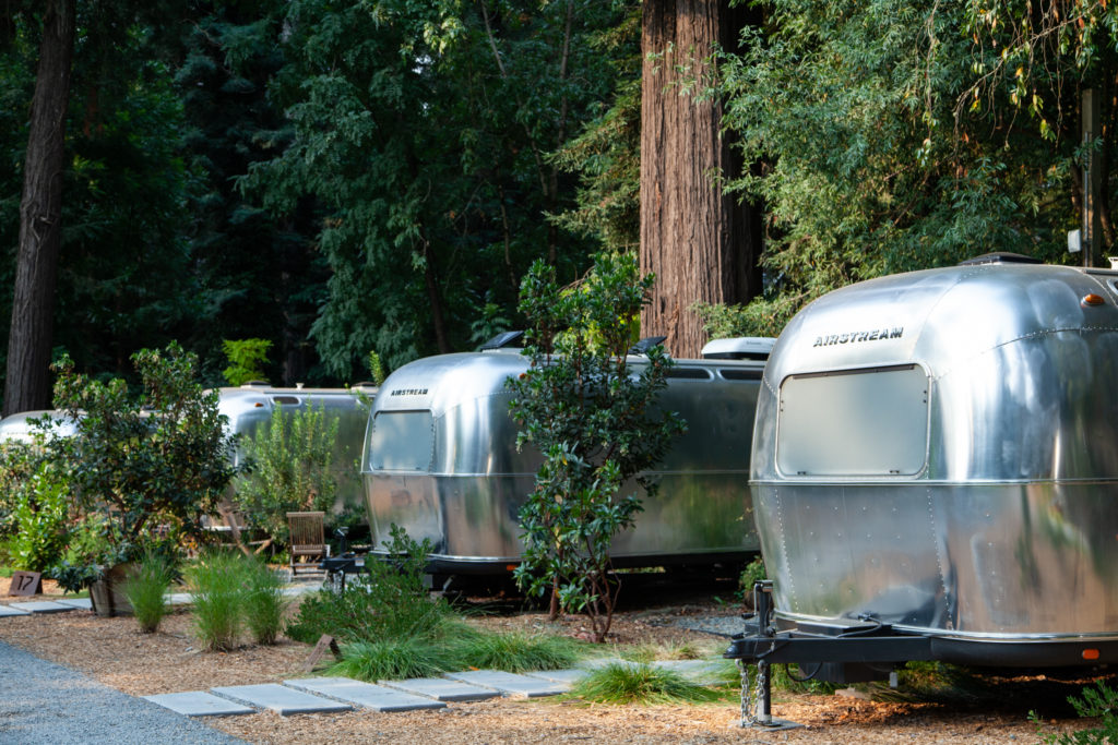Stay at AutoCamp Russian River