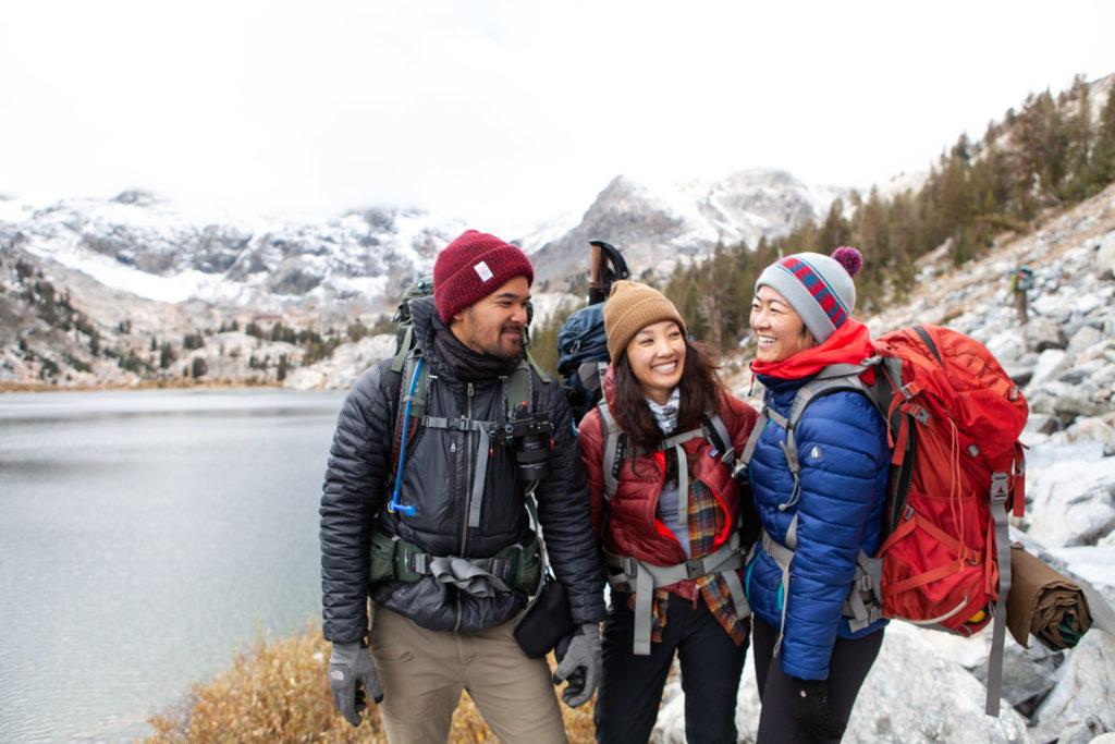 Backpacking Ediza Lake