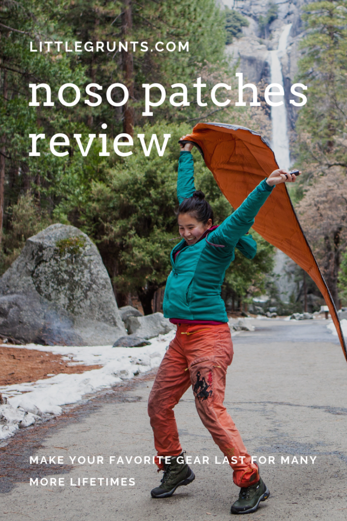Noso Patches Review