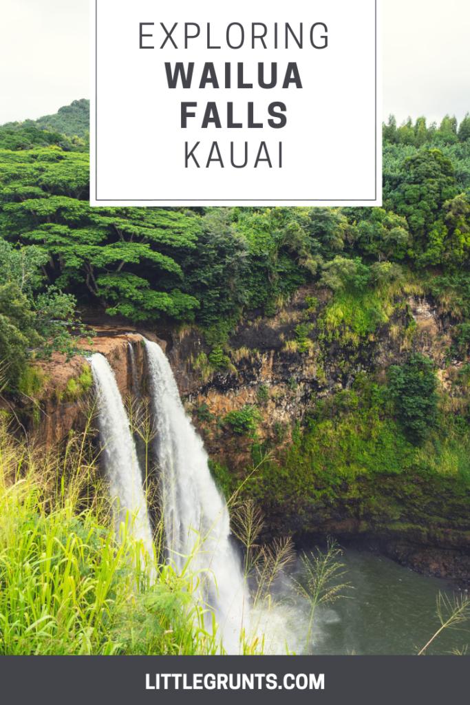 Hiking Wailua Falls