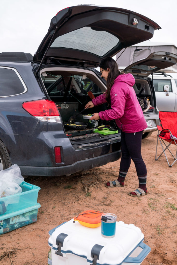 How to Build Out a Subaru Outback