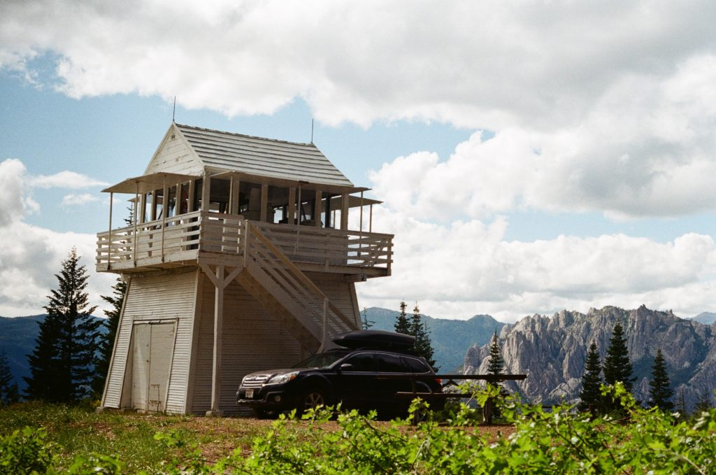 Girard Ridge Fire Lookout