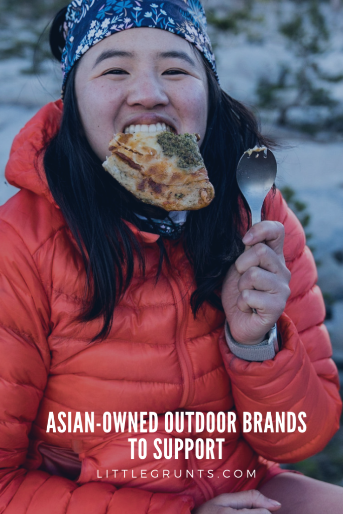 Asian owned outdoor brands