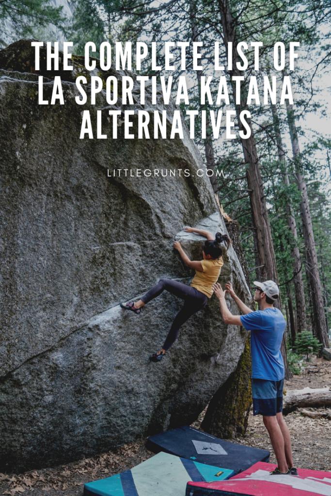 La Sportiva Katana alternatives